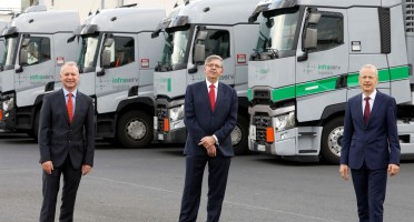 Change at the top of Infraserv Logistics GmbH