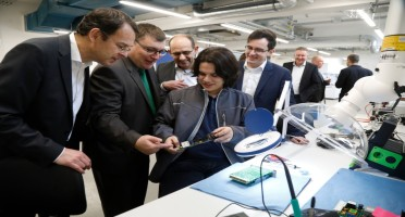 Infraserv opens Competence Center for Process Analysis Systems